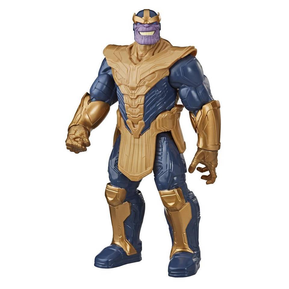 Marvel Avengers Titan Heroes Thanos speelfiguur