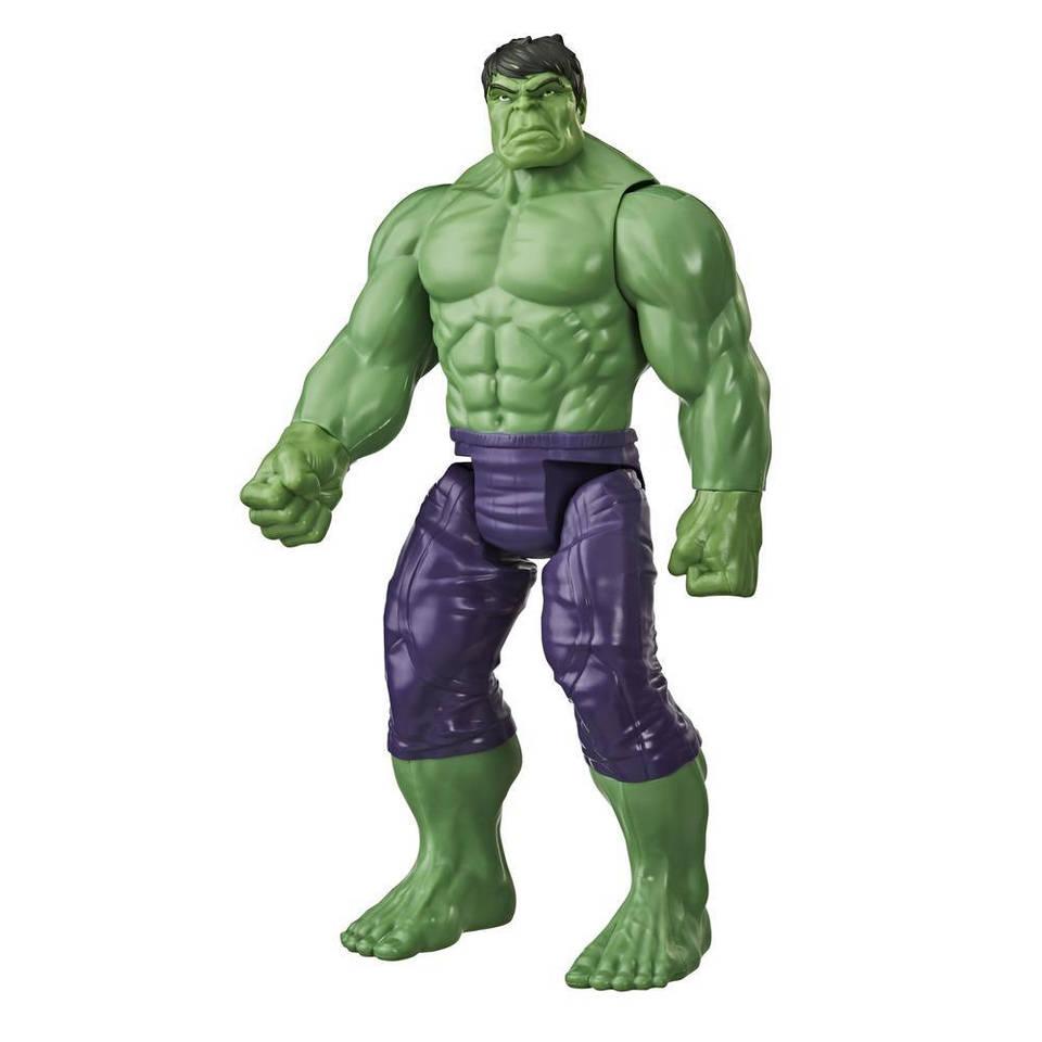 Marvel Avengers Titan Heroes Hulk speelfiguur