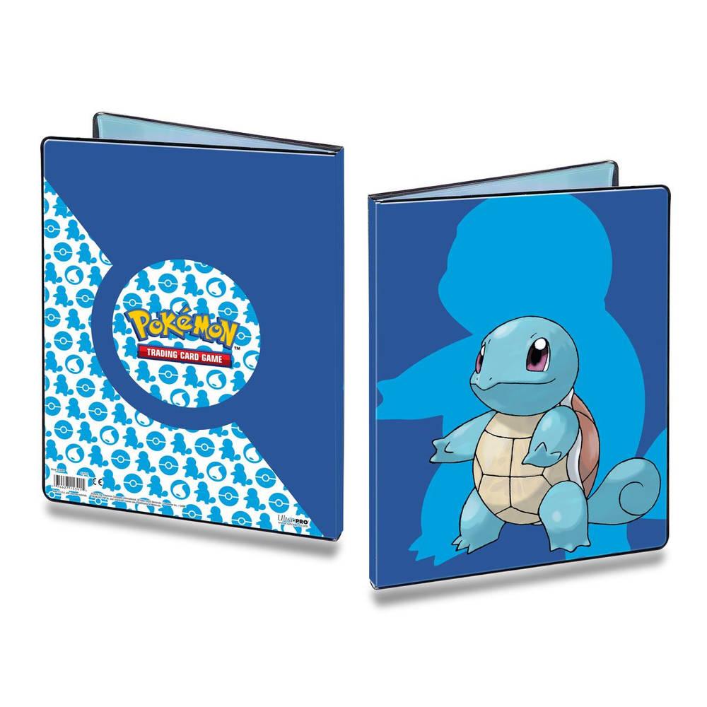 Pokémon portfolio Squirtle 9-pocket