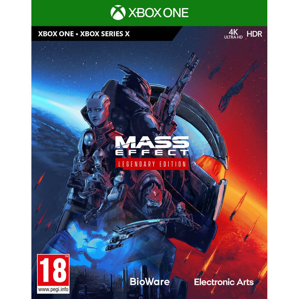 Xbox Series X & Xbox One Mass Effect Legendary Edition