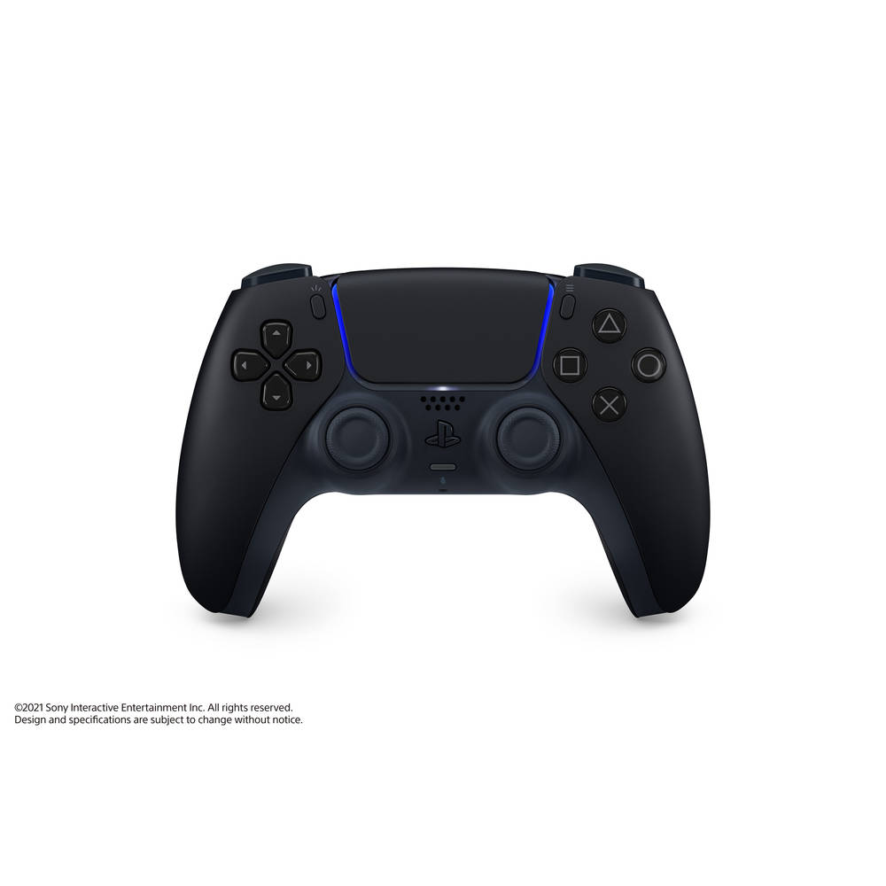 PS5 DualSense draadloze controller Midnight Black