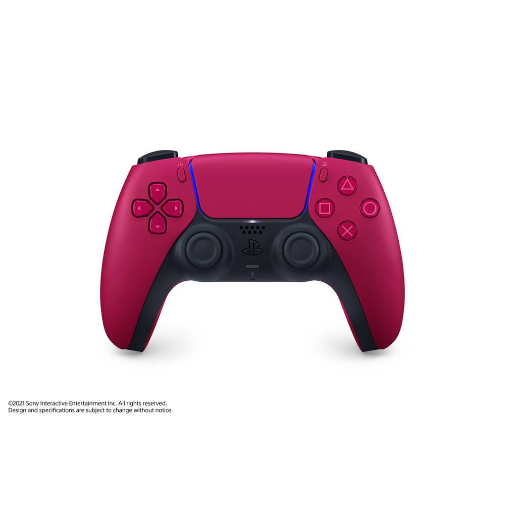 PS5 DualSense draadloze controller Cosmic Red