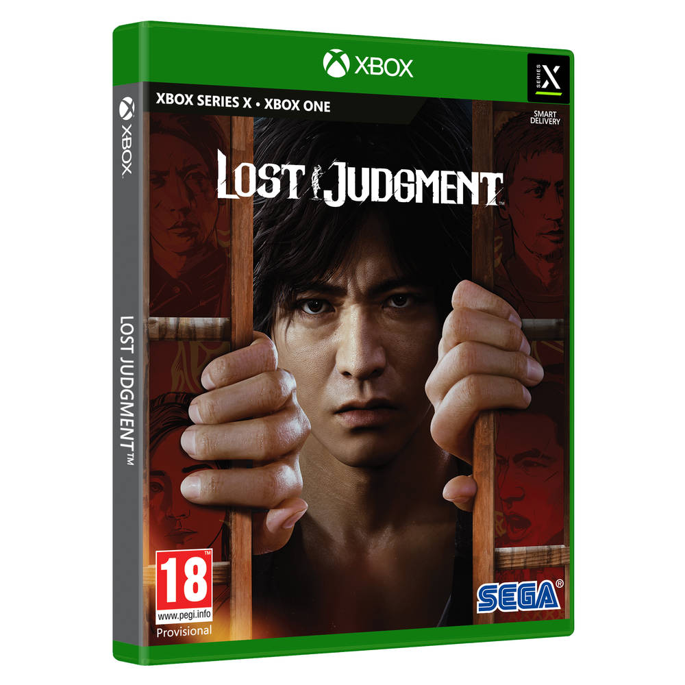 Xbox Series X & Xbox One Lost Judgment