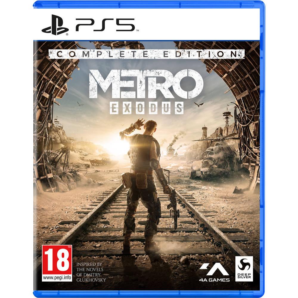 PS5 Metro Exodus Complete Edition