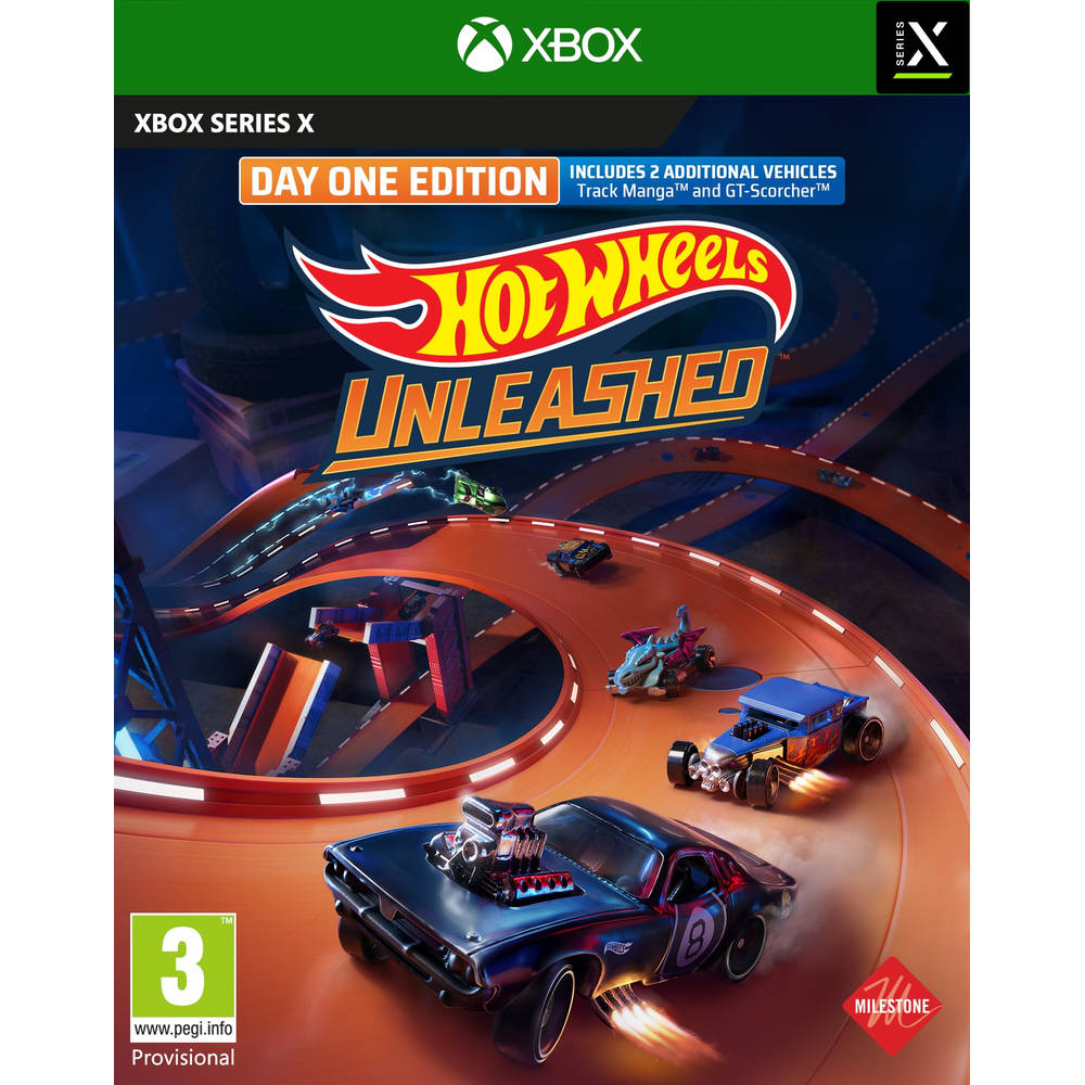 Xbox Series X Hot Wheels Unleashed Day One Edition