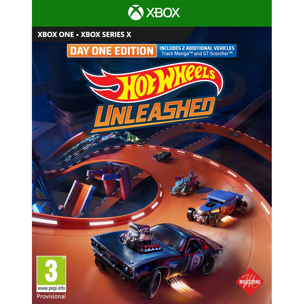 Xbox Series X & Xbox One Hot Wheels Unleashed Day One Edition