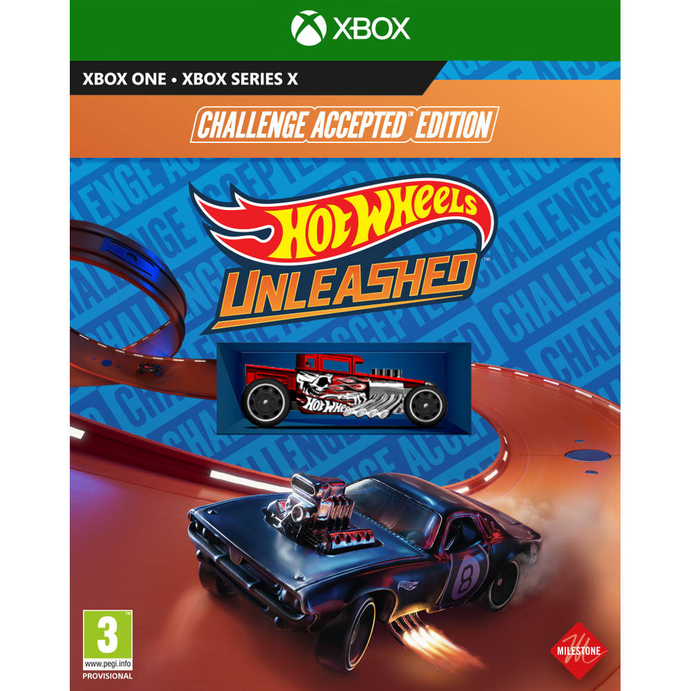 Xbox Series X & Xbox One Hot Wheels Unleashed Challenge Accepted Edition