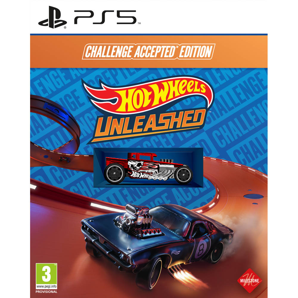 PS5 Hot Wheels Unleashed Challenge Accepted Edition