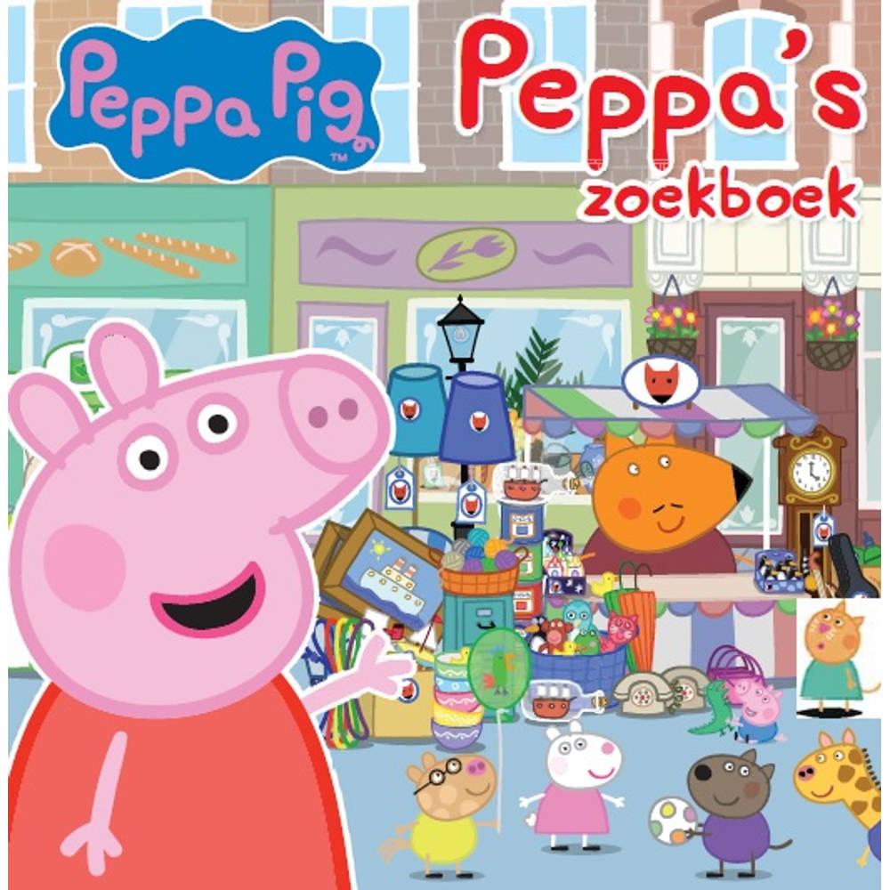 Peppa Pig Peppa's zoekboek