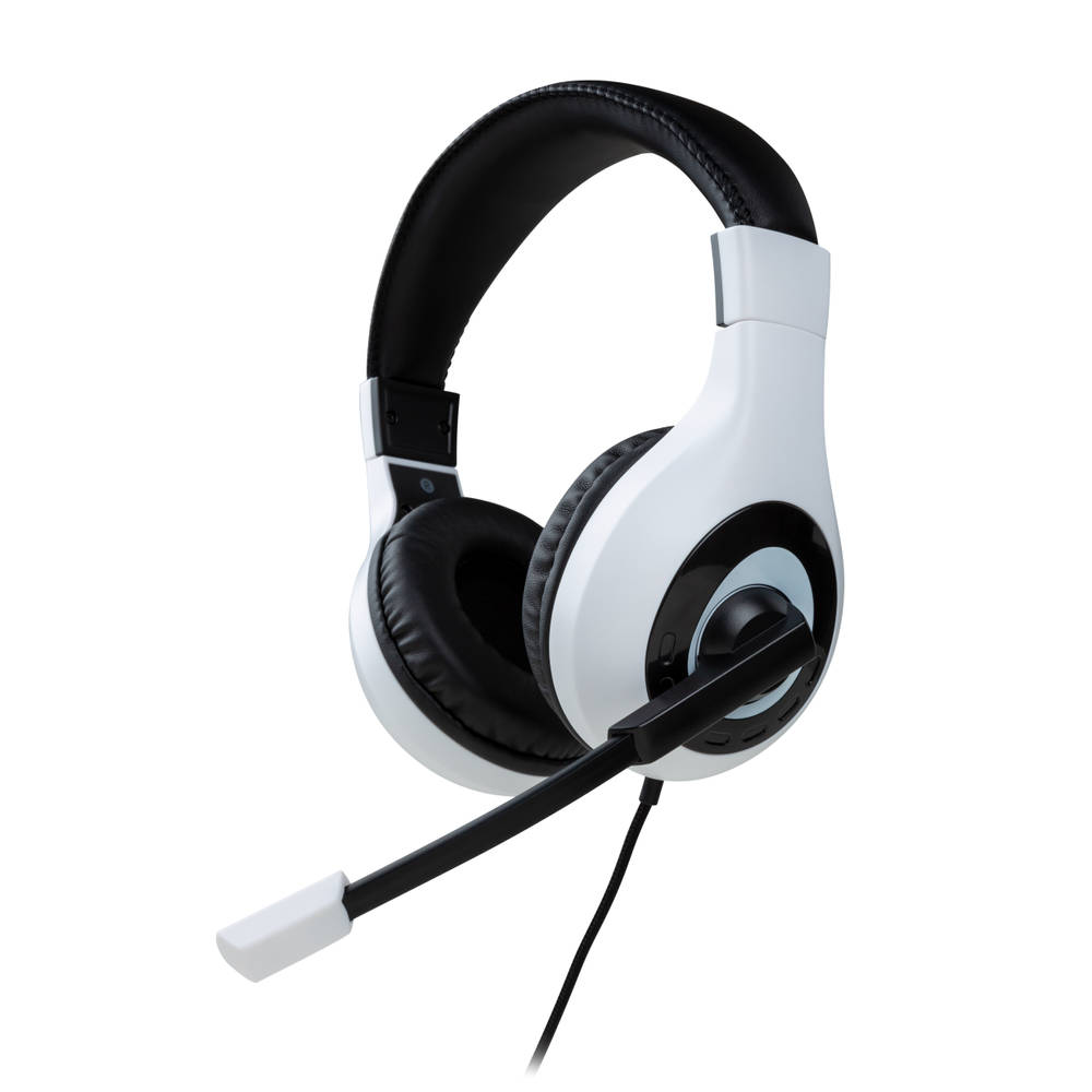 PS5 stereo gaming headset - wit