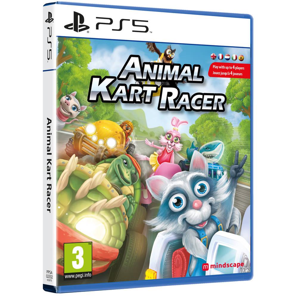 PS5 Animal Kart Racer