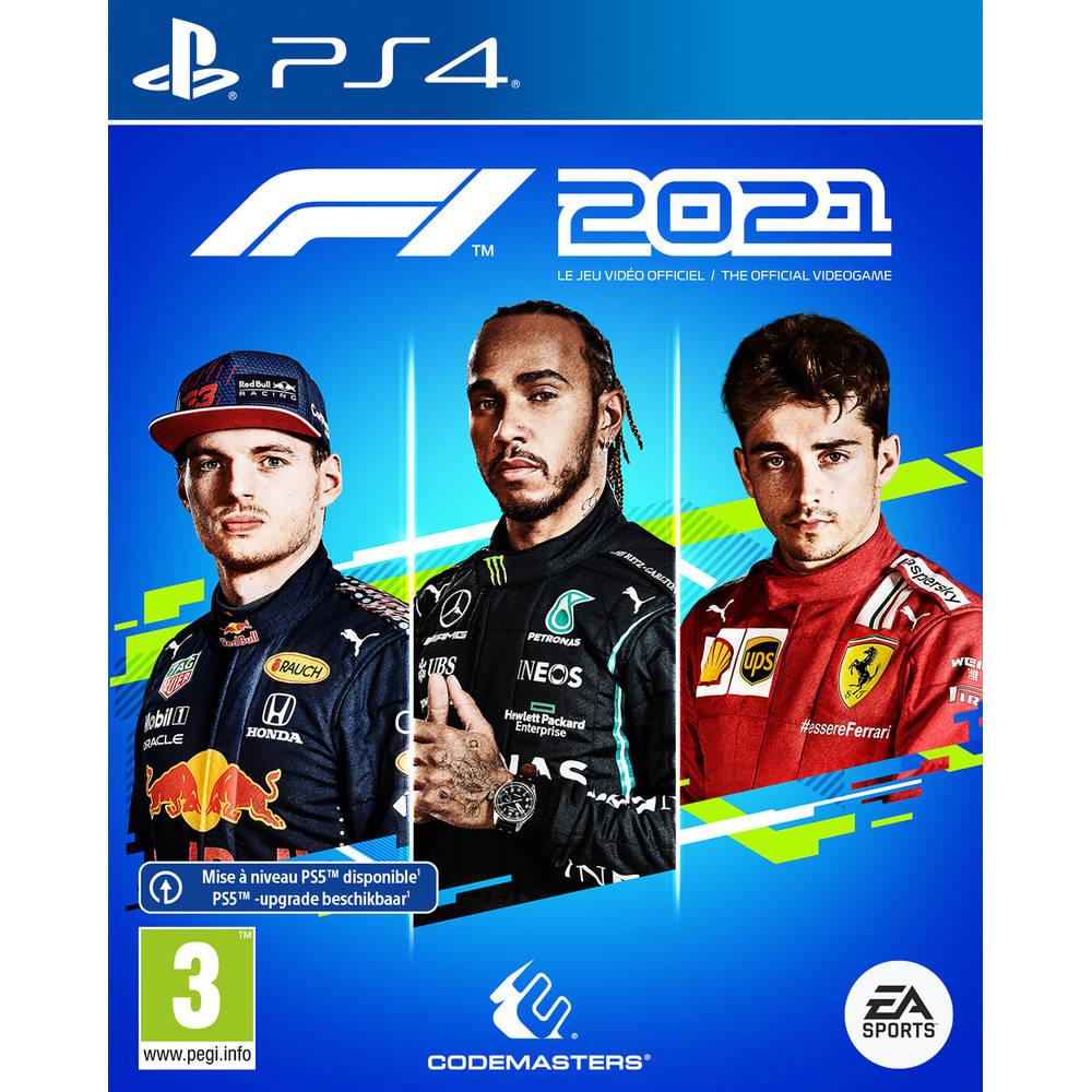 PS4 & PS5 F1 2021