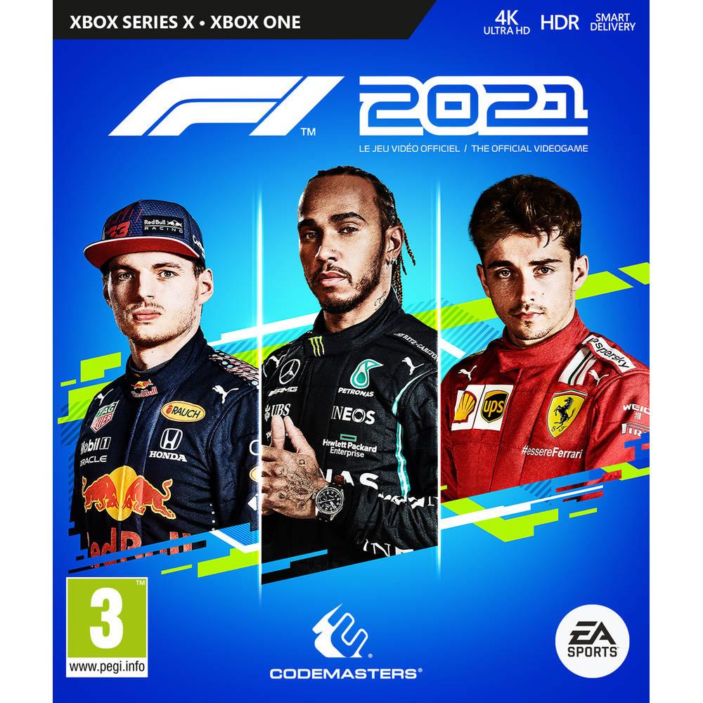 Xbox Series X & Xbox One F1 2021