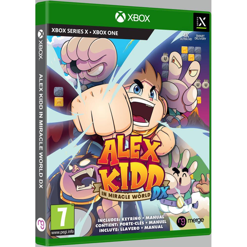 Xbox Series X & Xbox One Alex Kidd In Miracle World DX