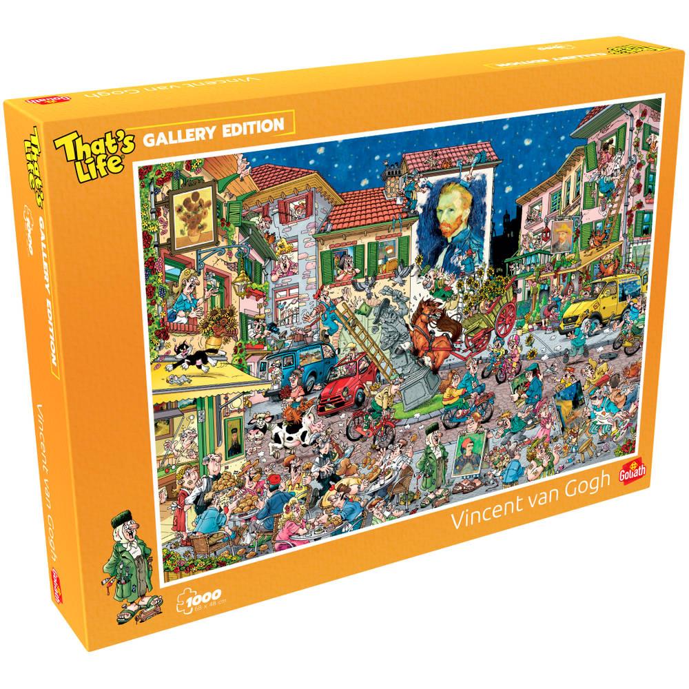 Puzzel Van Gogh - 1000 stukjes