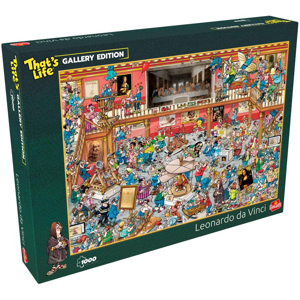 Puzzel Da Vinci - 1000 stukjes