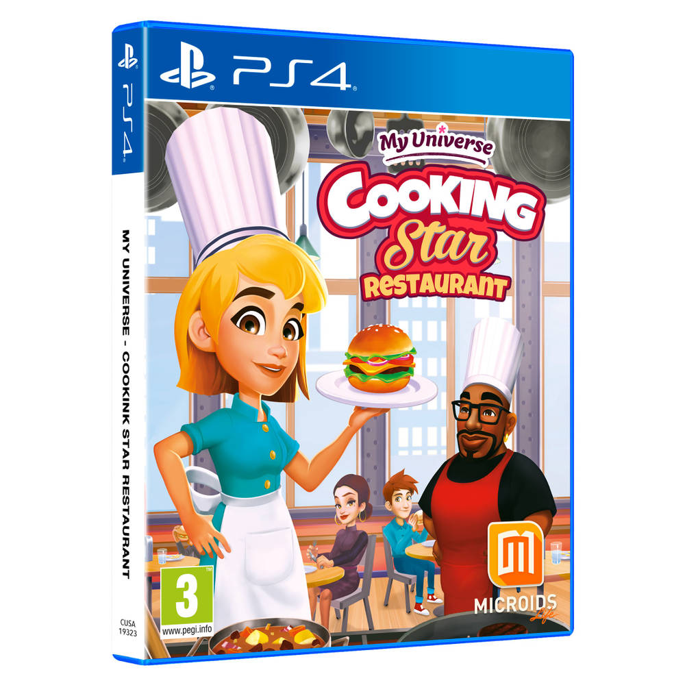 PS4 My Universe: Cooking Star Restaurant