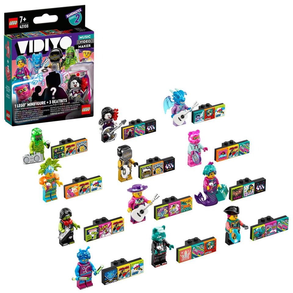 LEGO VIDIYO Bandmates 43108