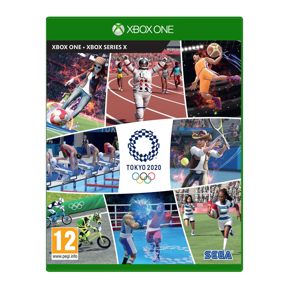 Xbox Series X & Xbox One Olympic Games Tokyo 2020