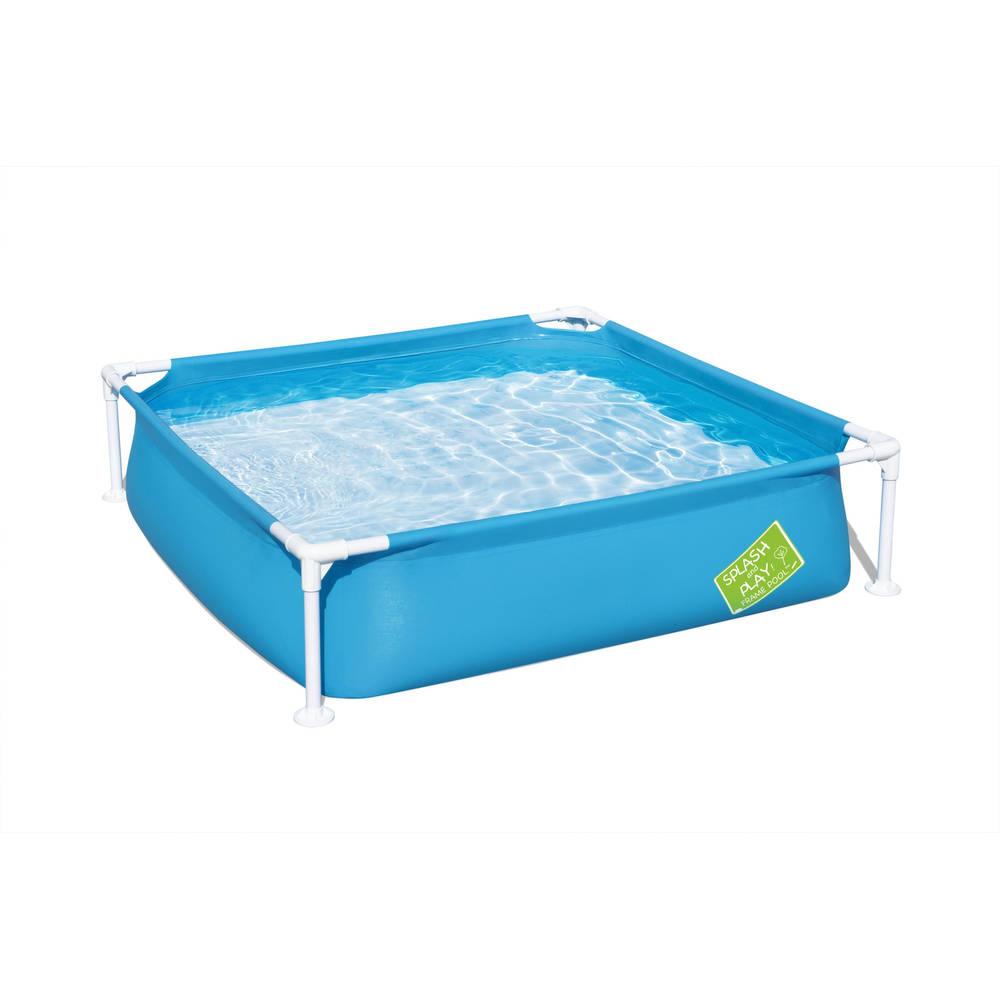 Bestway mijn eerste zwembad met frame - 122 x 122 x 30 cm