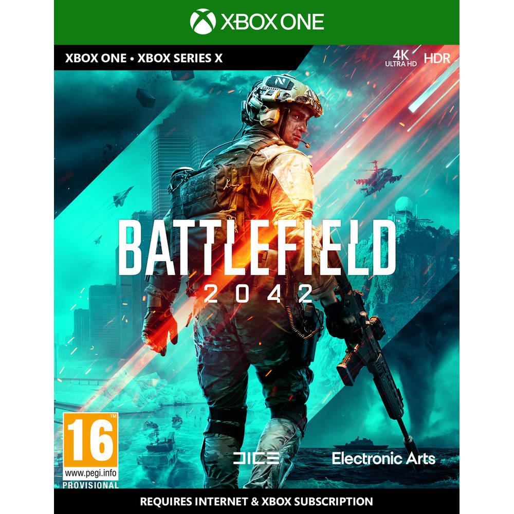 Xbox Series X & Xbox One Battlefield 2042