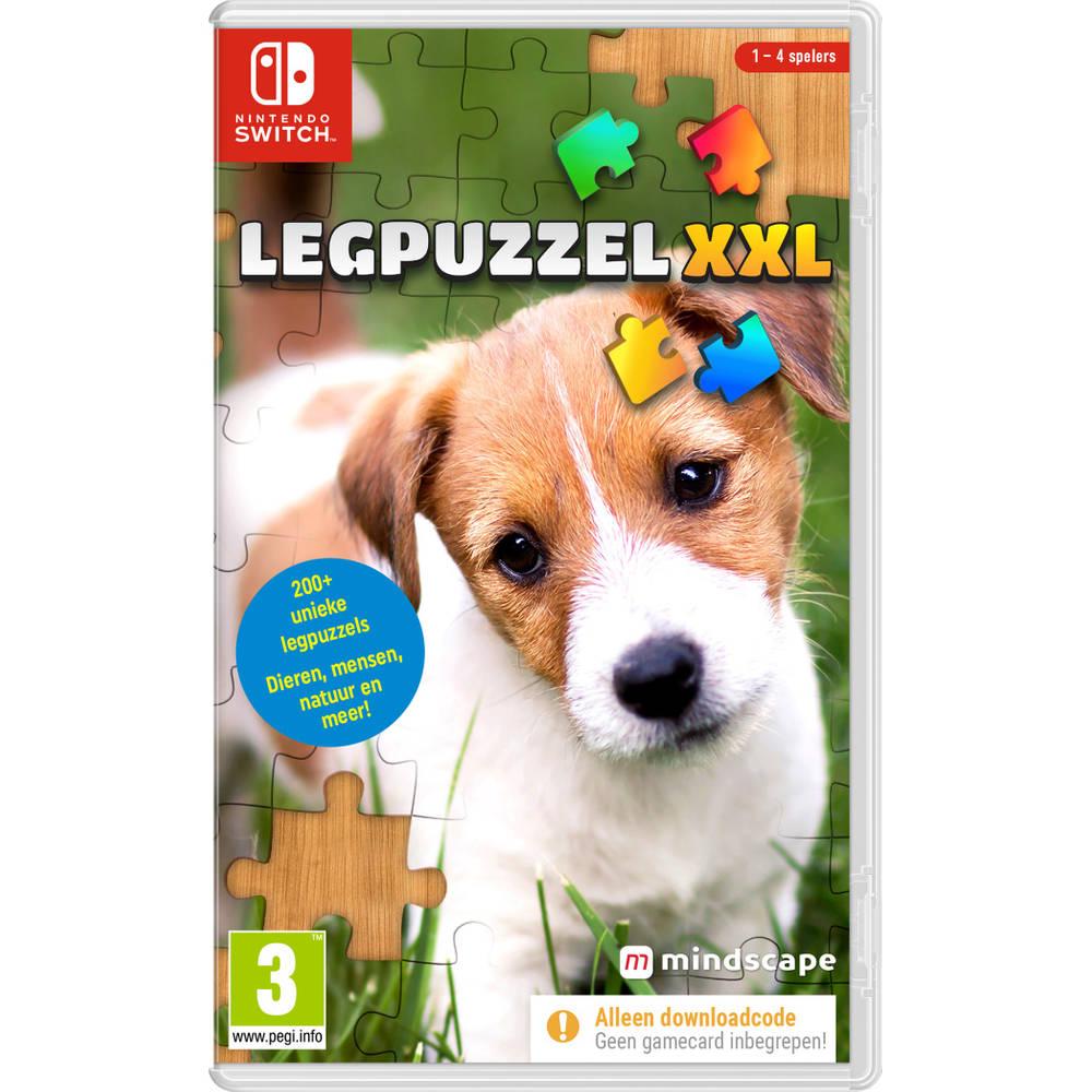 Nintendo Switch Legpuzzel XXL