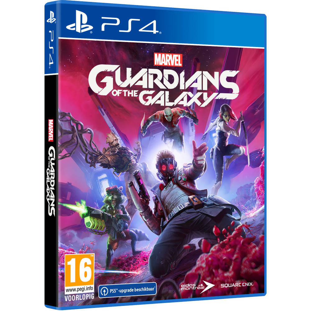 PS4 & PS5 Marvel's Guardians Of The Galaxy