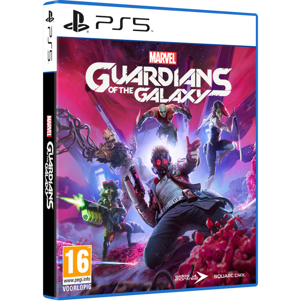 PS5 Marvel's Guardians Of The Galaxy