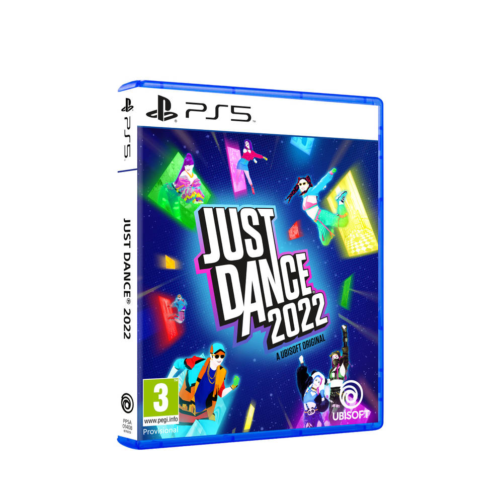 PS5 Just Dance 2022