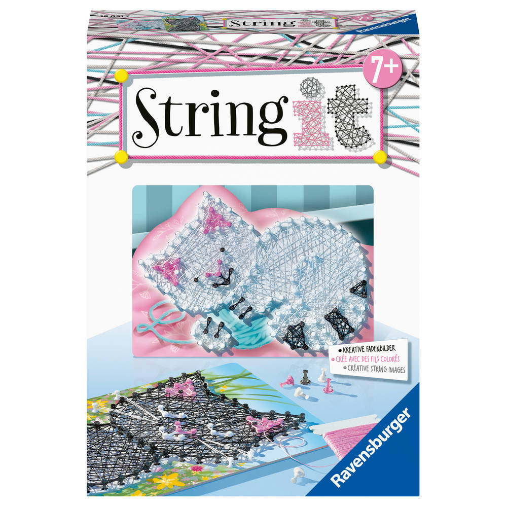 Ravensburger String it katten