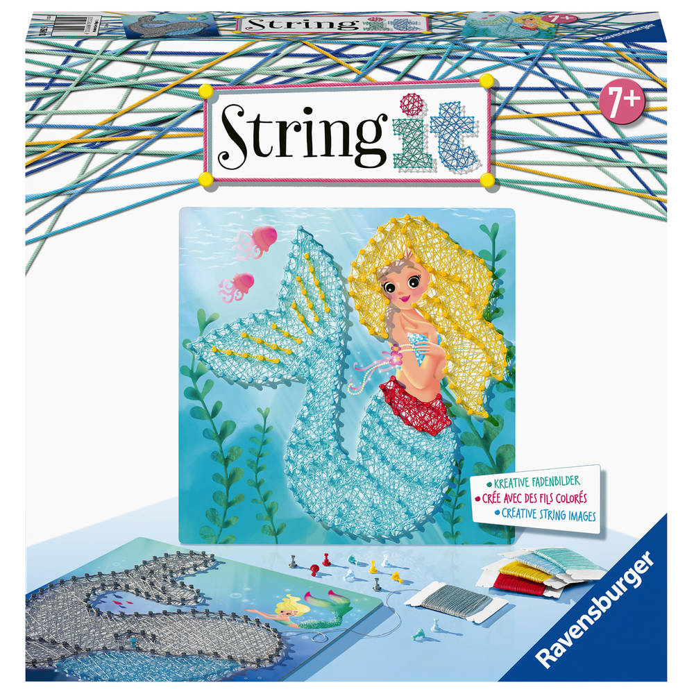 Ravensburger String it zeemeermin