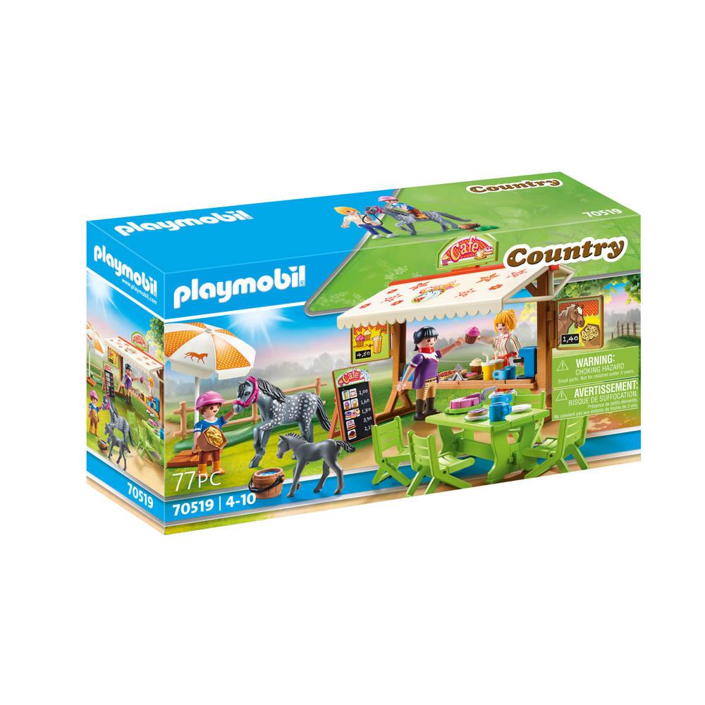 PLAYMOBIL Country ponycafé 70519