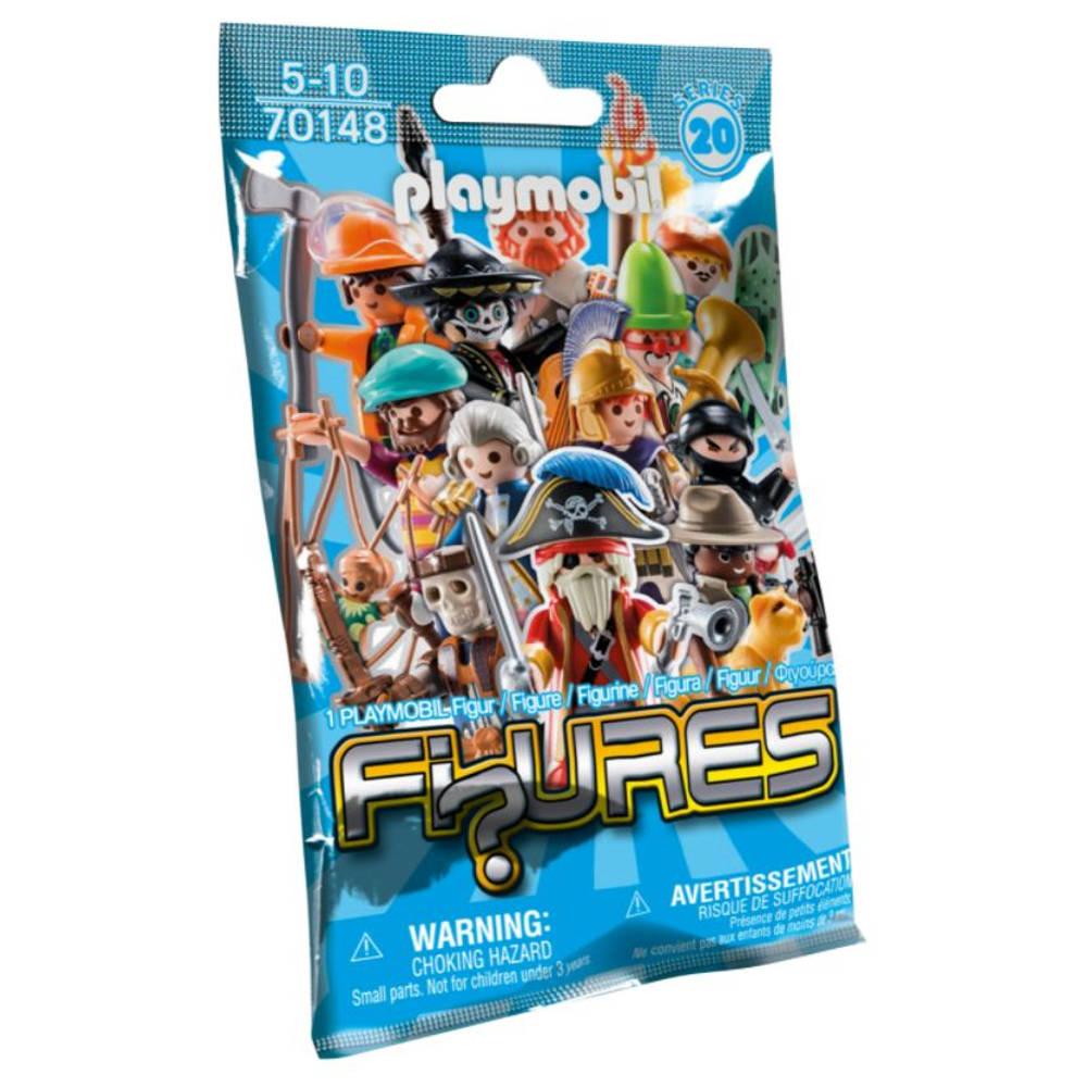 PLAYMOBIL Figures Boys Serie 20 70148