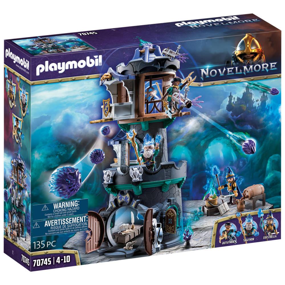 PLAYMOBIL Novelmore Violet Vale tovenaarstoren 70745