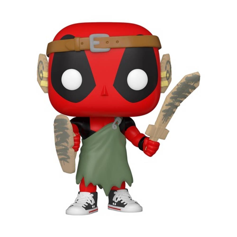 Funko Pop! figuur Marvel L.A.R.P. Deadpool