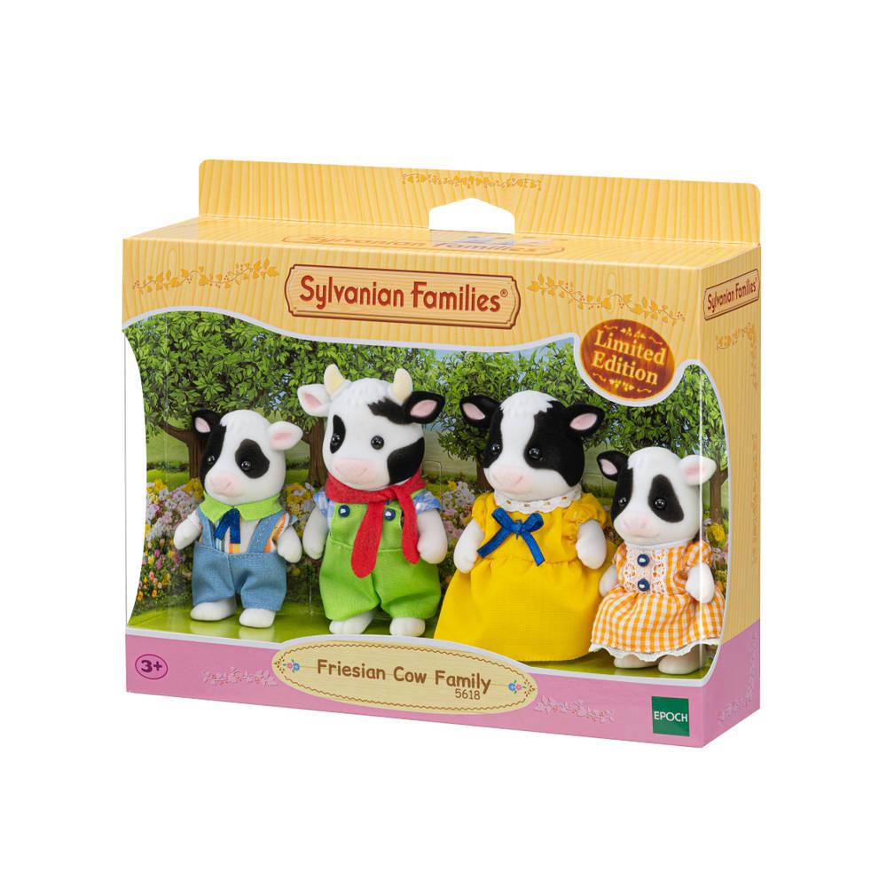 Sylvanian Families Friese koeien familie