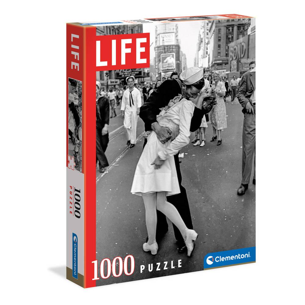 Clementoni puzzel Quality collection Life 1 - 1000 stukjes