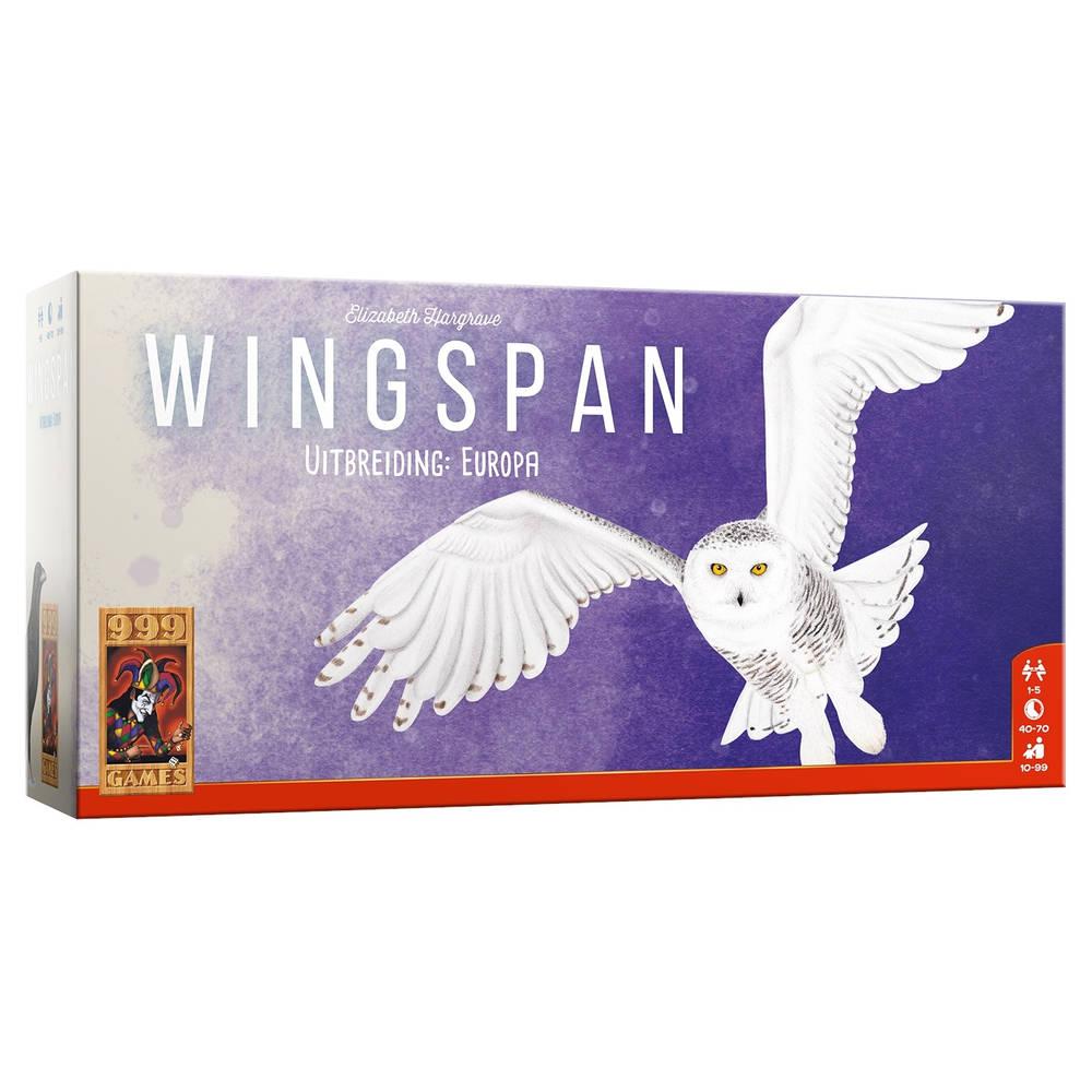 Wingspan uitbreiding: Europa