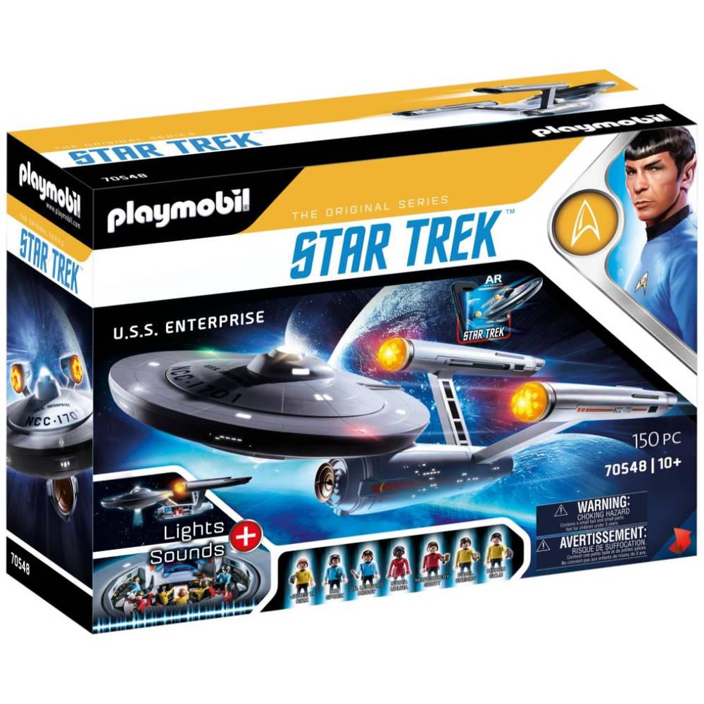 PLAYMOBIL Star Trek U.S.S. Enterprise 70548