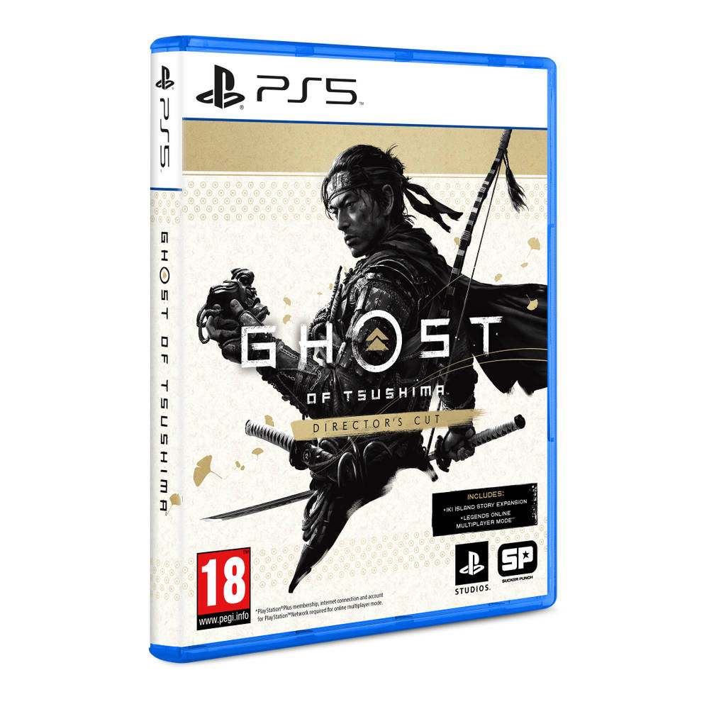PS5 Ghost of Tsushima Director's Cut