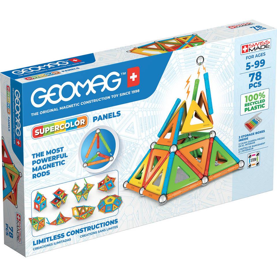 Geomag Supercolor 78-delig