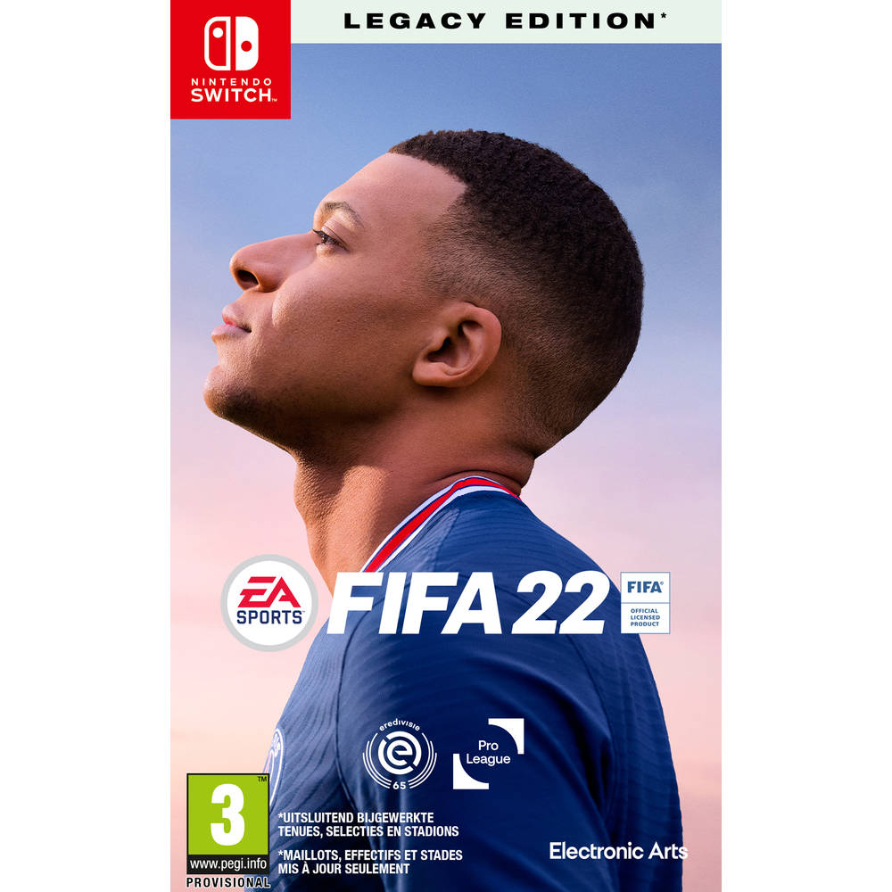 Nintendo Switch FIFA 22 Legacy Edition