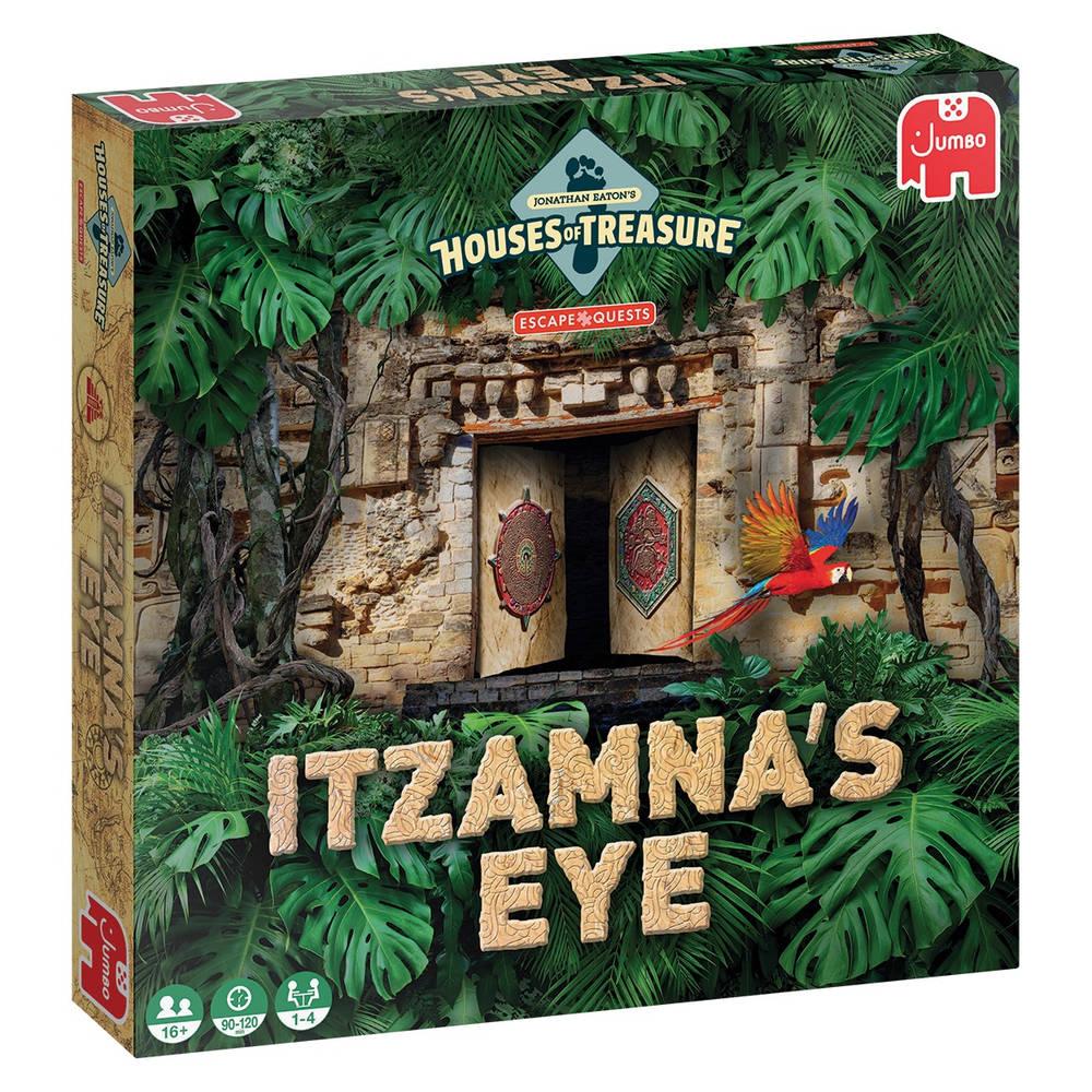 Jumbo Escape Quest: Itzamna's oog