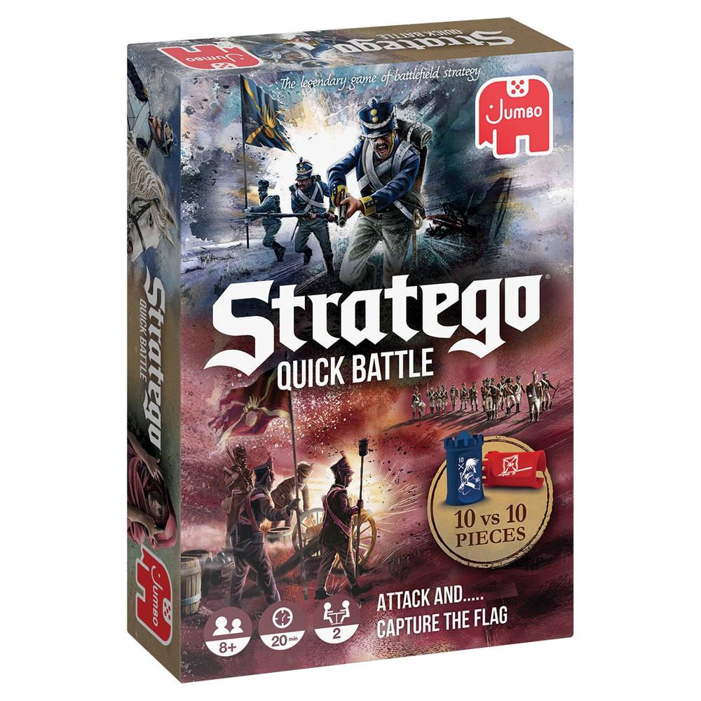 Jumbo Stratego Quick Battle