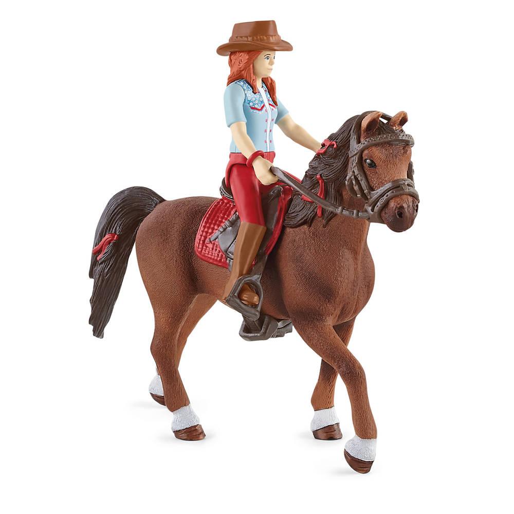 Schleich Horse Club Hannah en Cayenne 42539