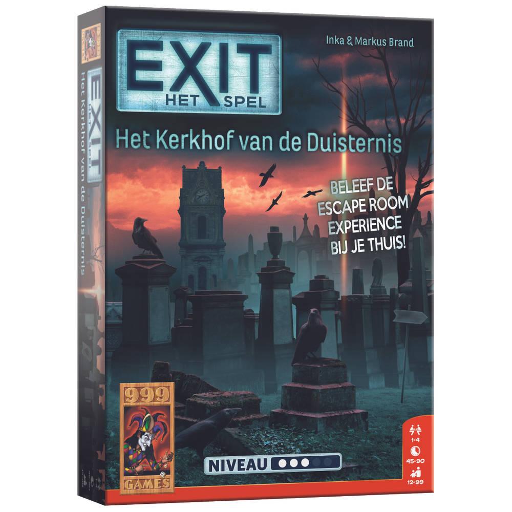 EXIT Het Kerkhof van de Duisternis