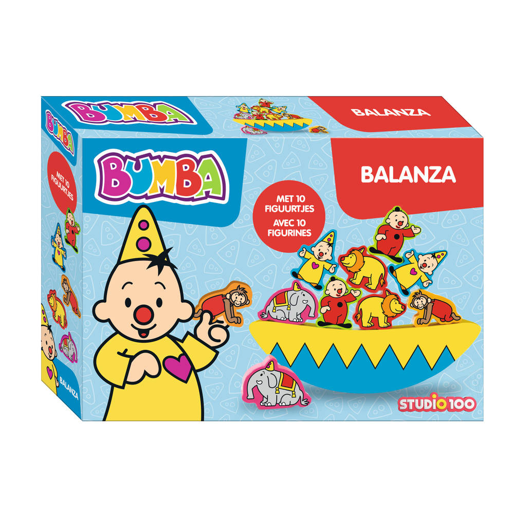 Bumba Balanza spel