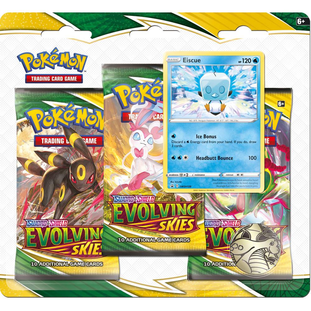 Pokémon TCG Evolving Skies 3BB Eiscue