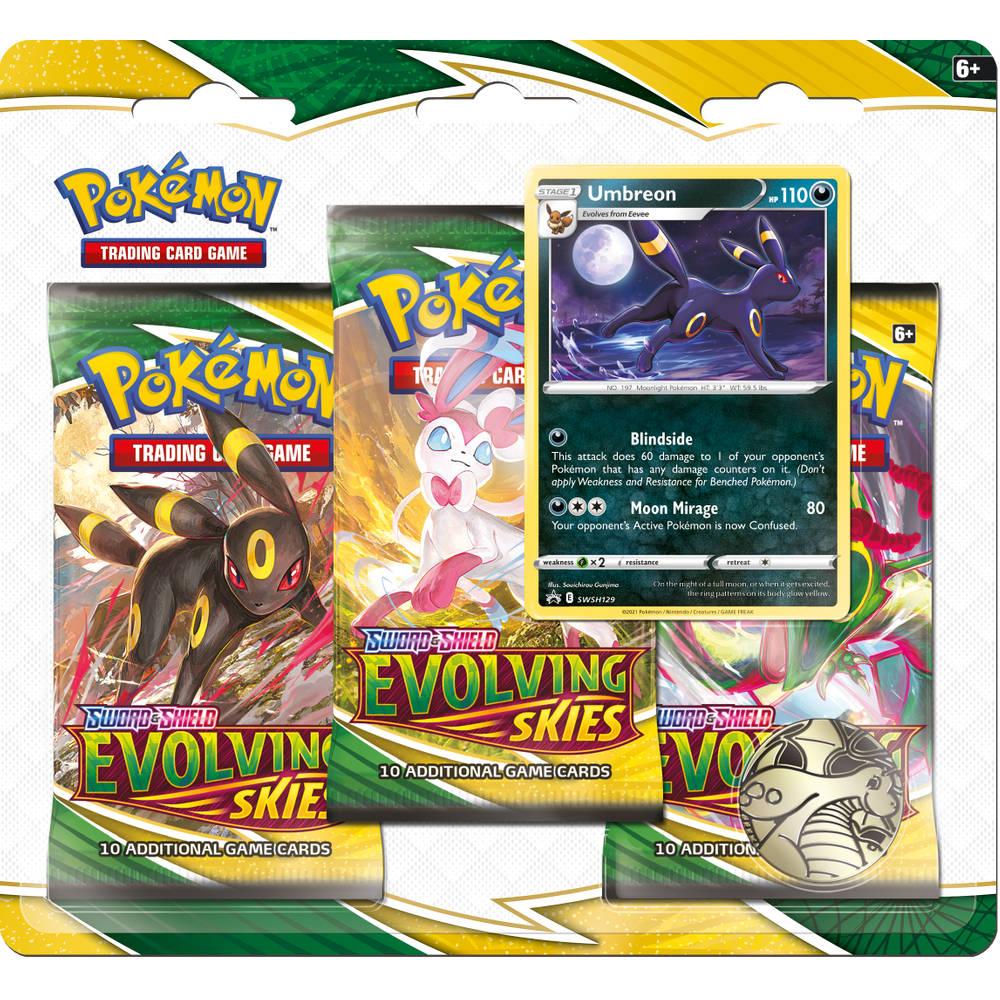 Pokémon TCG Evolving Skies 3BB Umbreon