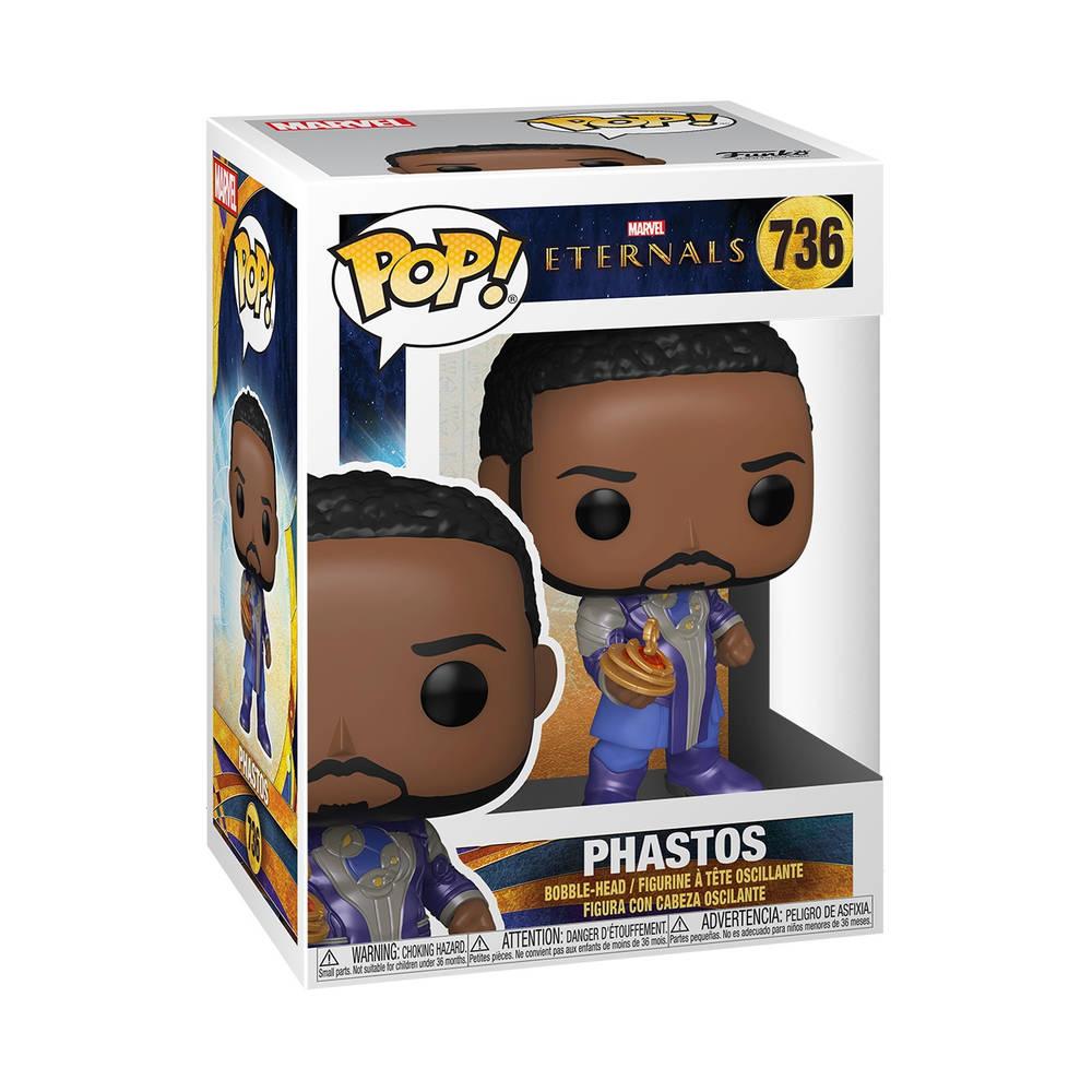 Funko Pop! figuur Marvel The Eternals Phastos